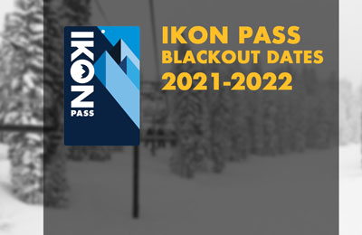 Ikon pass blackout dates 2022 thumb
